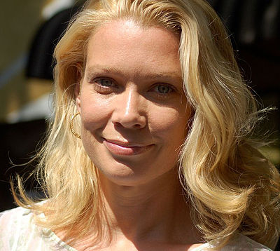 Laurie Holden, American actress