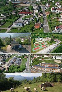 Lavans-lès-Saint-Claude Commune in Bourgogne-Franche-Comté, France
