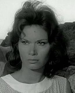 Lea Massari Italian actress
