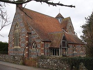 Leckhampstead, Berkshire farm village in the United Kingdom