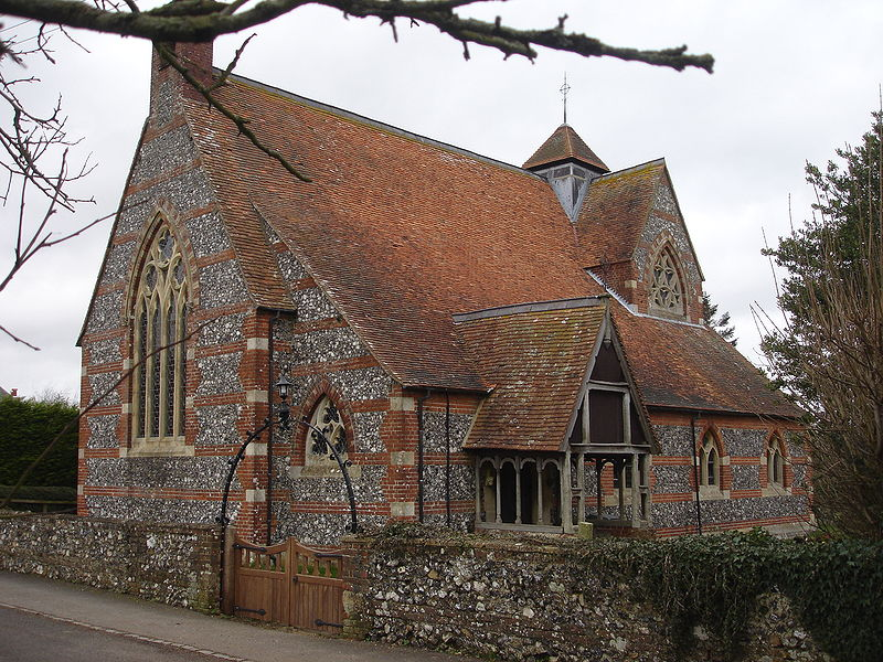 Bestand:Leckhampstead Berkshire Church St James.jpg