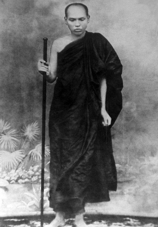 Sayadaw portrait Wikimedia