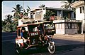 Legazpi, Albay tricycle ca. 1970.jpg