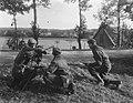 Legermanoeuvres in West Duitsland , soldaten in actie aangetast, Bestanddeelnr 906-7367.jpg