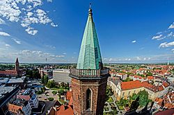 Legnica, obszar zabytkowy miasta, część północna (1).jpg