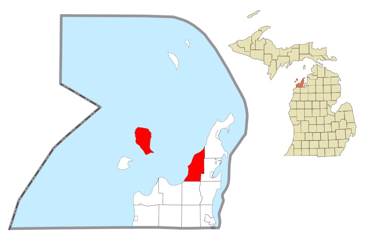 Leland Township Michigan Wikipedia