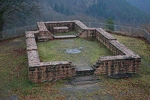 Lemberg Castle - The chapel