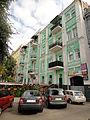 Leontovycha St., 7 Kyiv 2012.JPG