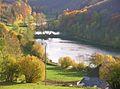 Les étangs du Thivolet en automne.jpg