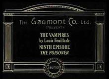 Episode 9: The Poisoner (1916)