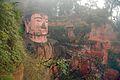 Leshan Sights (BUDDHA-BUDDHISM-CHENGDU-SICHUAN-CHINA) (2166125622).jpg