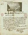 Lettre autographe signée de M. Fargeon, administrateur des Canaux d'Aigues-Mortes à Beaucaire. Bellegarde, le 25 novembre 1806.JPG