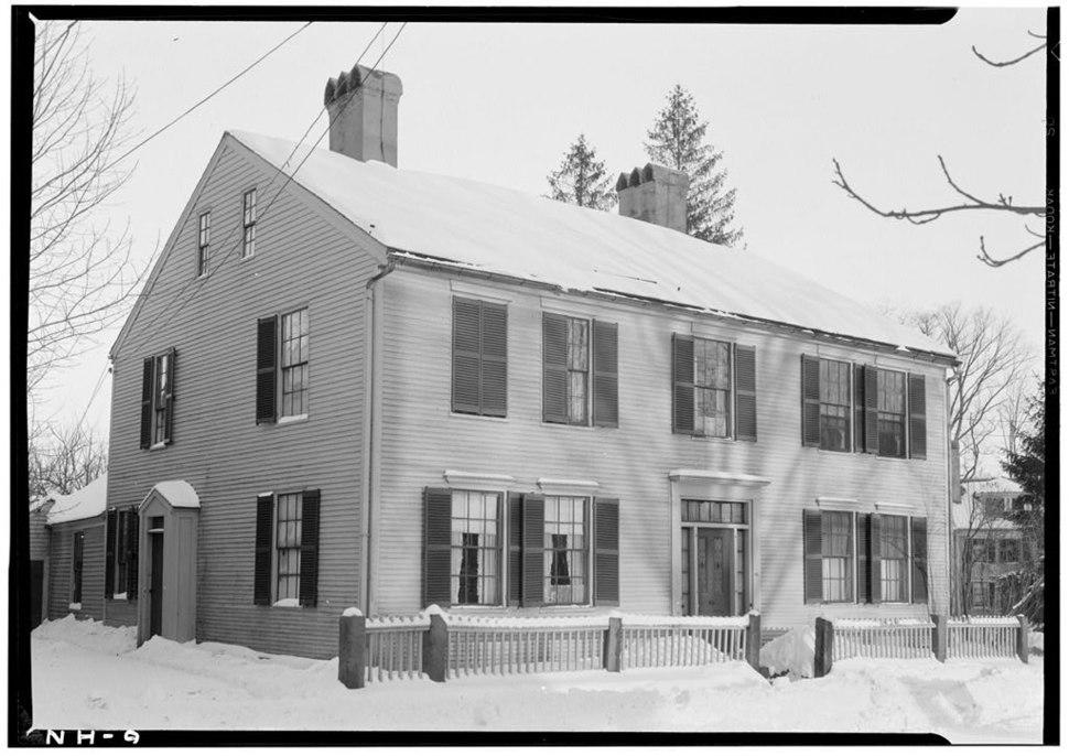 Liberty Emery House Exeter New Hampshire