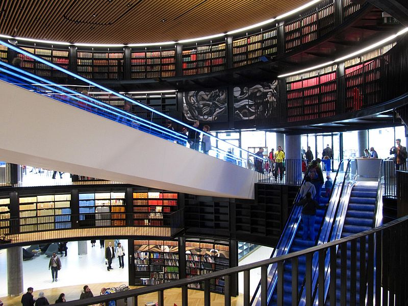 25 of the World's Coolest Libraries: Library of Birmingham