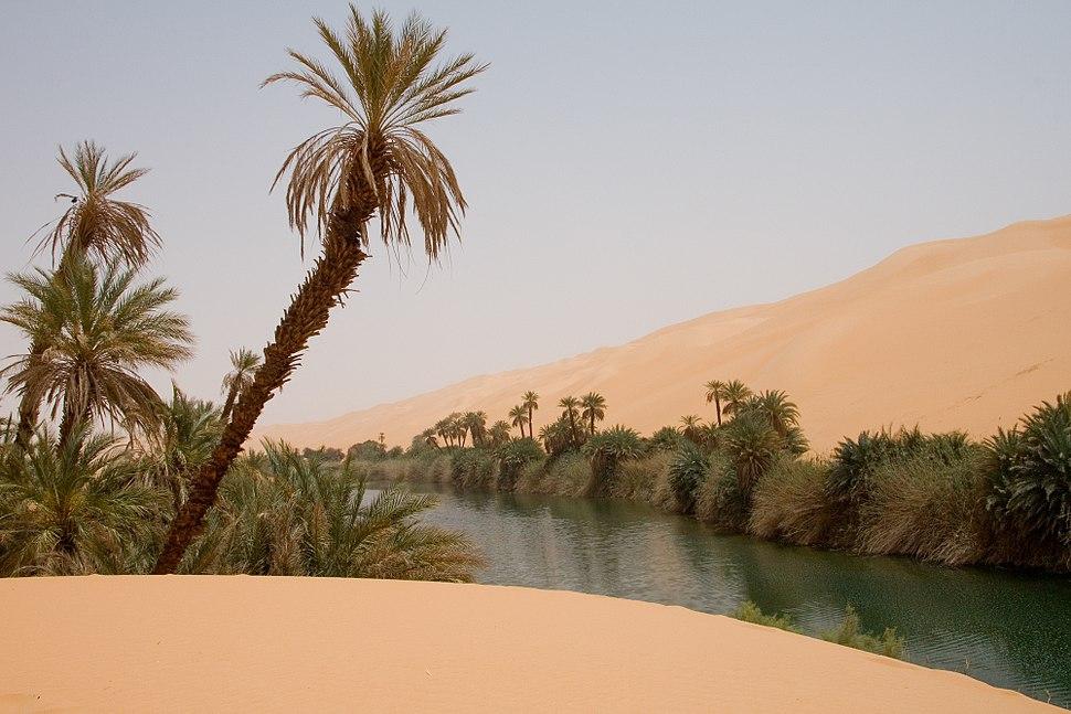 Libya 5391 Ubari Lakes Luca Galuzzi 2007