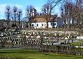 Lidingö kyrkas kyrkogård, mars 2020.jpg