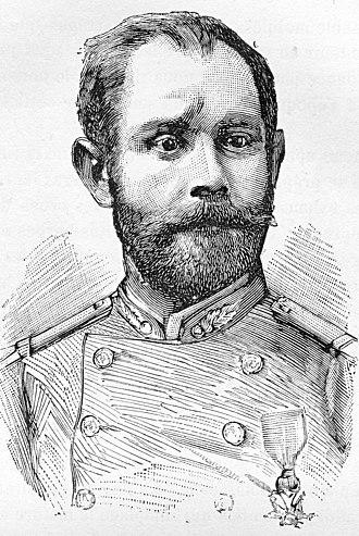Kep Campaign - Lieutenant-Colonel Donnier