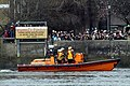 Lifeboat during the Boat Race in spring 2013 (2).JPG