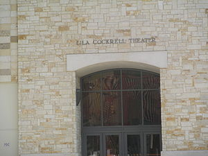 Lila Cockrell - Lila Cockrell Theater in San Antonio, Texas