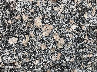 Lilesville Granite Body of granitic rock