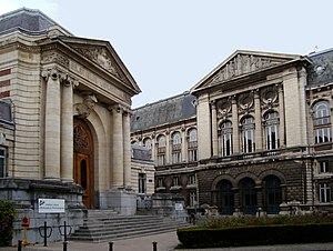 Sciences Po Lille - Image: Lille faculte lettres