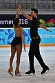 Lillehammer 2016 - Figure Skating Pairs Short Program - Irma Caldara and Edoardo Caputo 1.jpg