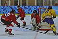 Lillehammer 2016 - Women hockey - Sweden vs Switzerland 26.jpg