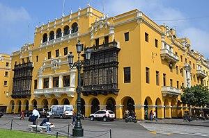 Club de la Union - The Palacio de la Unión.