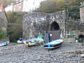 Lime kiln, Clovelly harbour - geograph.org.uk - 1611780.jpg