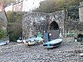 Lime kiln, Clovelly harbour - geograph.org.uk - 1611780.jpg