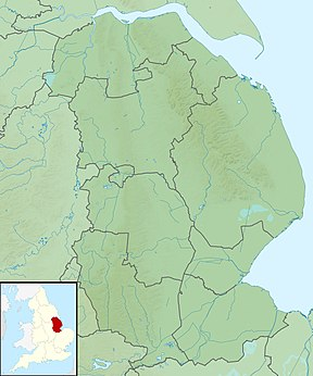 Wolds Top is located in Lincolnshire