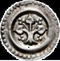 Lindau, königliche Münzstätte, Ewiger Pfennig (1295–1335), 19 mm, 0,32 g (Bonhoff 1323), CNG 2 cropped.png