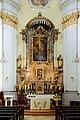 Linz - Klosterkirche Barmherzige Brüder, Hochaltar.JPG