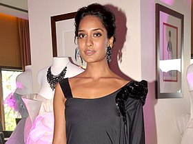 Lisa Haydon at Swarovski event