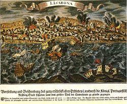 Lissabonin Maanjäristys