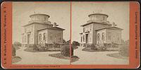 Litchfield observatory, Hamilton College, Clinton, N.Y, by Walker, L. E., 1826-1916.jpg