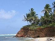 Pequeña Isla de Maíz