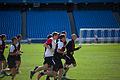 Liverpool FC players jogging.jpg