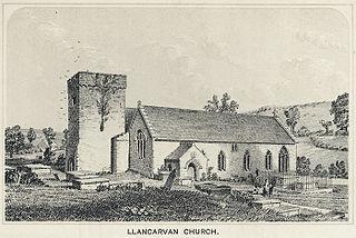 Llancarvan Church