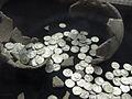Llanvaches Roman coins.jpg