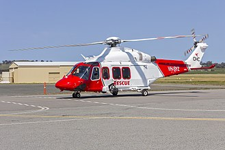 CHC Helicopter - CHC Search and Rescue AW139