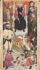 Decapitació de Sant Baldiri