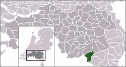 Location of Cranendonck
