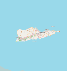 TISX is located in Saint Croix,  US Virgin Islands