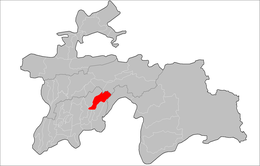 Location of Khovaling District in Tajikistan.png