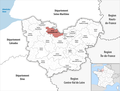 Locator map of Kanton Bourgtheroulde-Infreville 2019.png