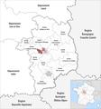 Locator map of Kanton Saint-Doulchard.png