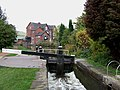 Lock and School, Stone, Staffordshire - geograph.org.uk - 604354.jpg