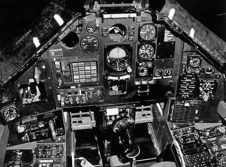 Lockheed F-117A Cockpit 061006-F-1234S-010