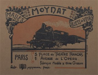 Moynat - Image: Logo Train Original Web